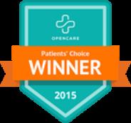 patients choice winner